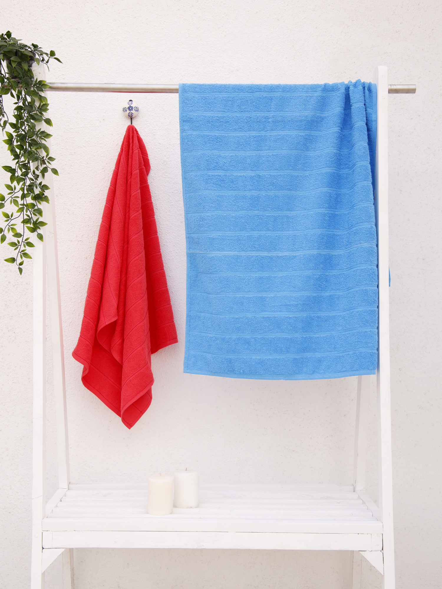 Quick Dry Couple Towels