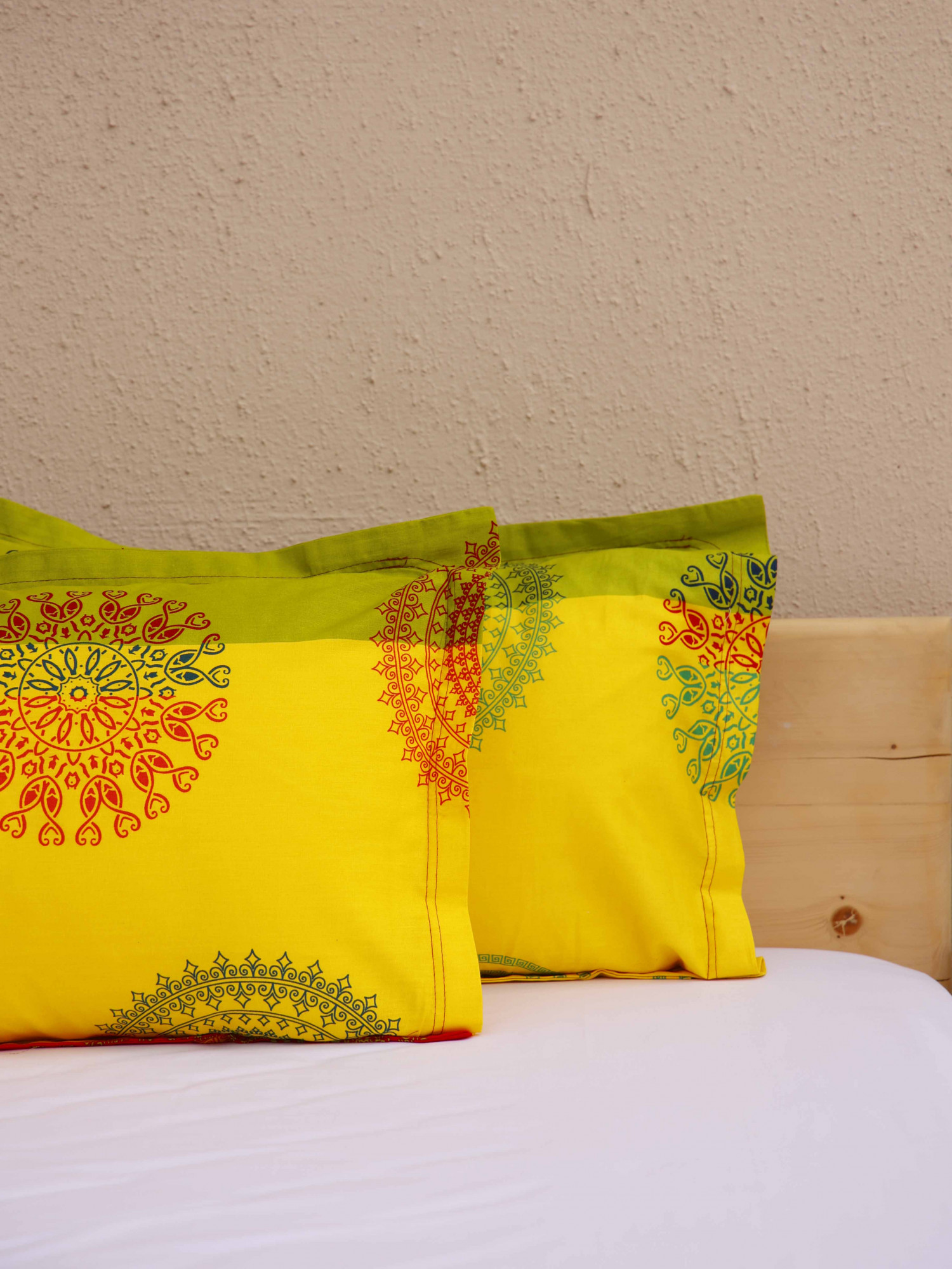 Printed Pillow Covers D2