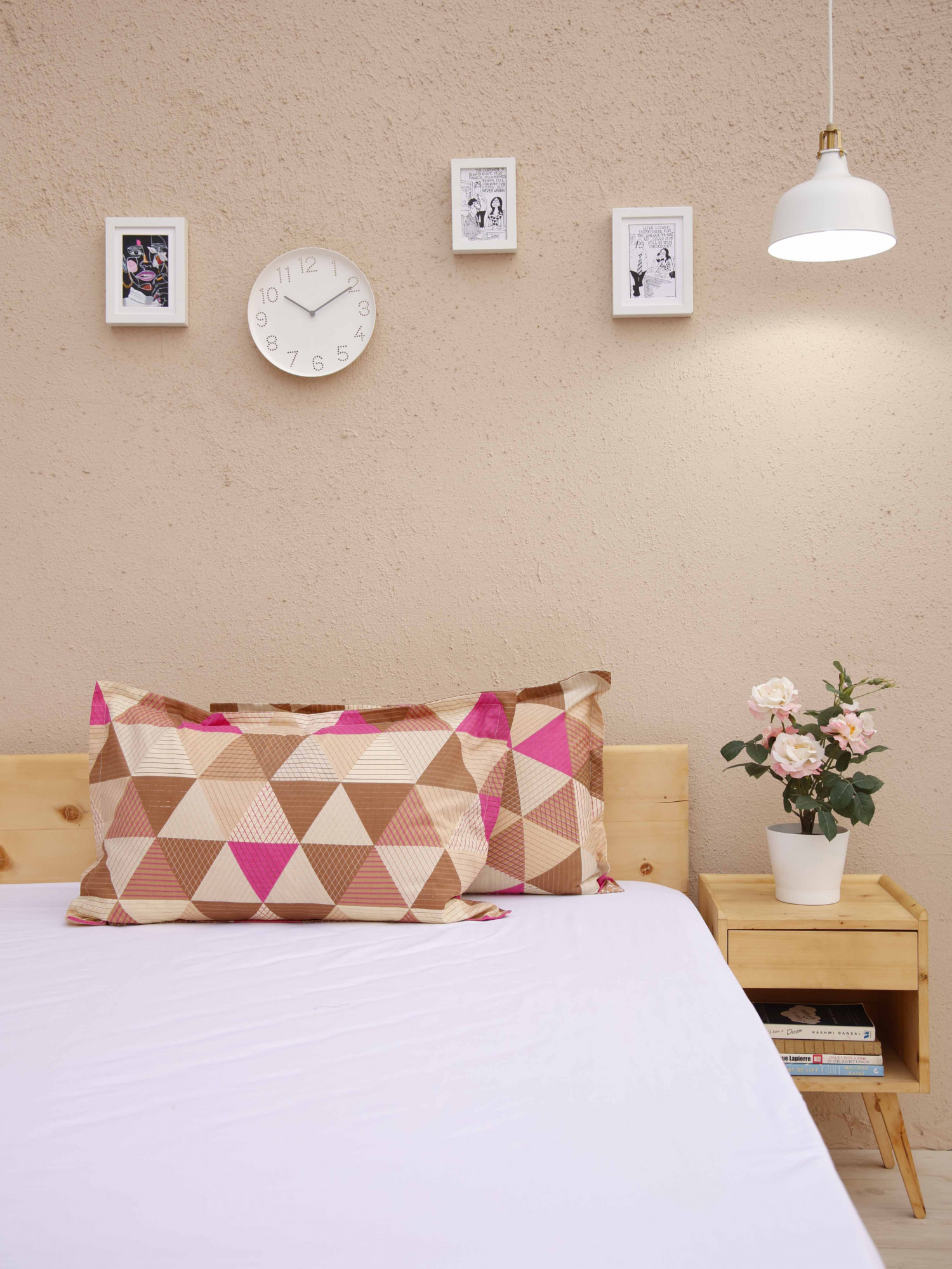 Printed Pillow Covers D4