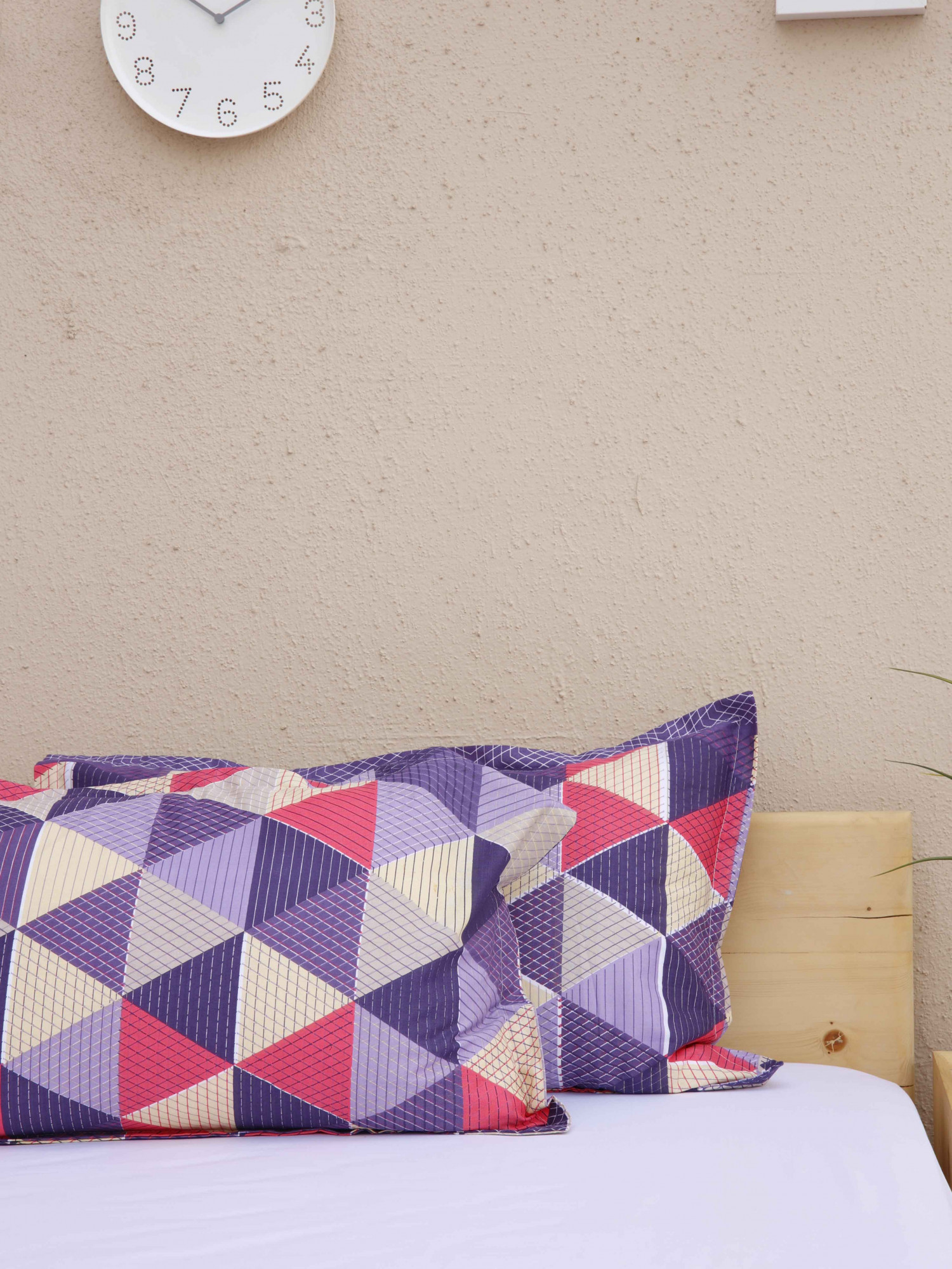 Printed Pillow Covers D8