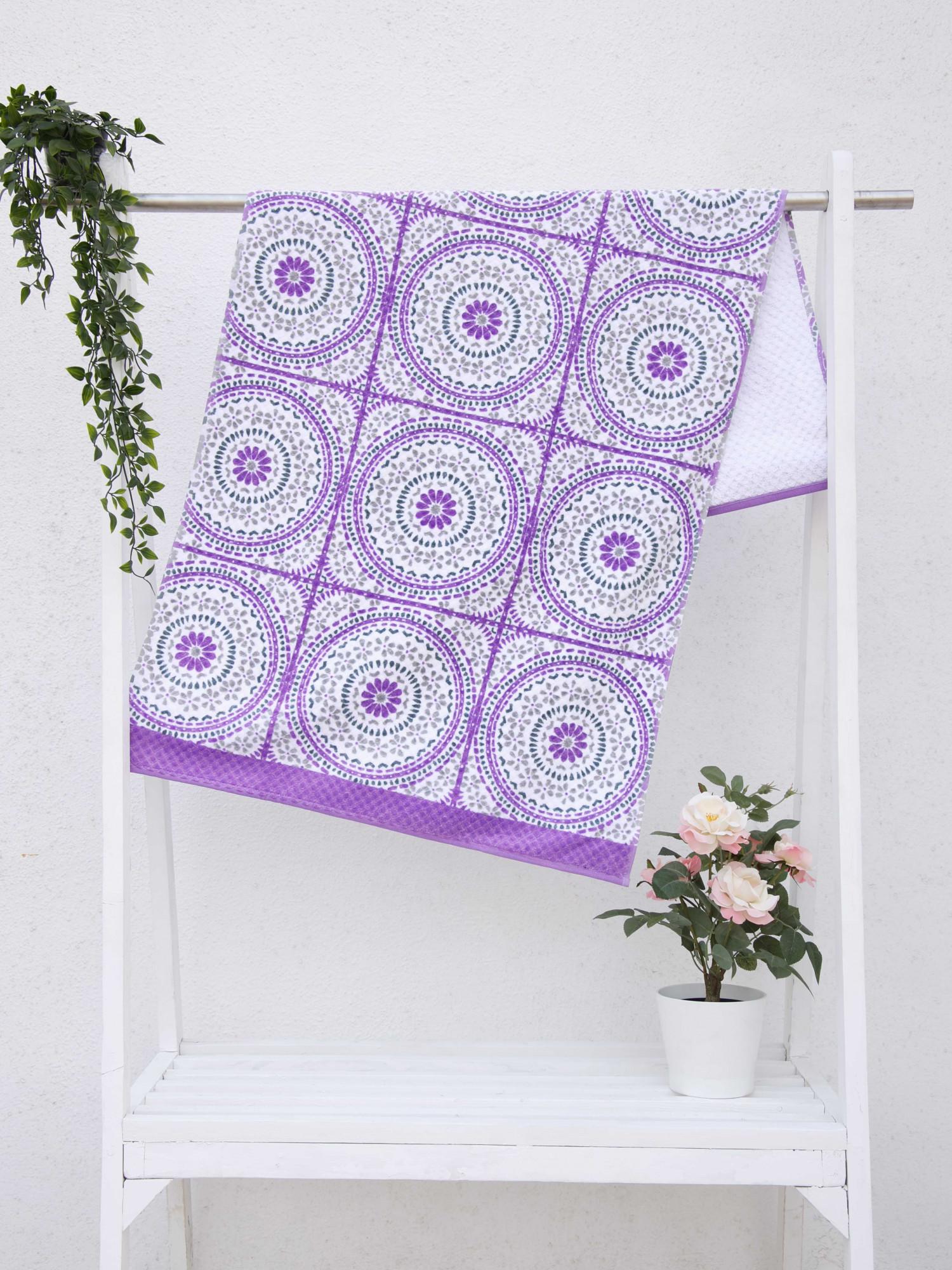 Indulgence Floral D1 Towel