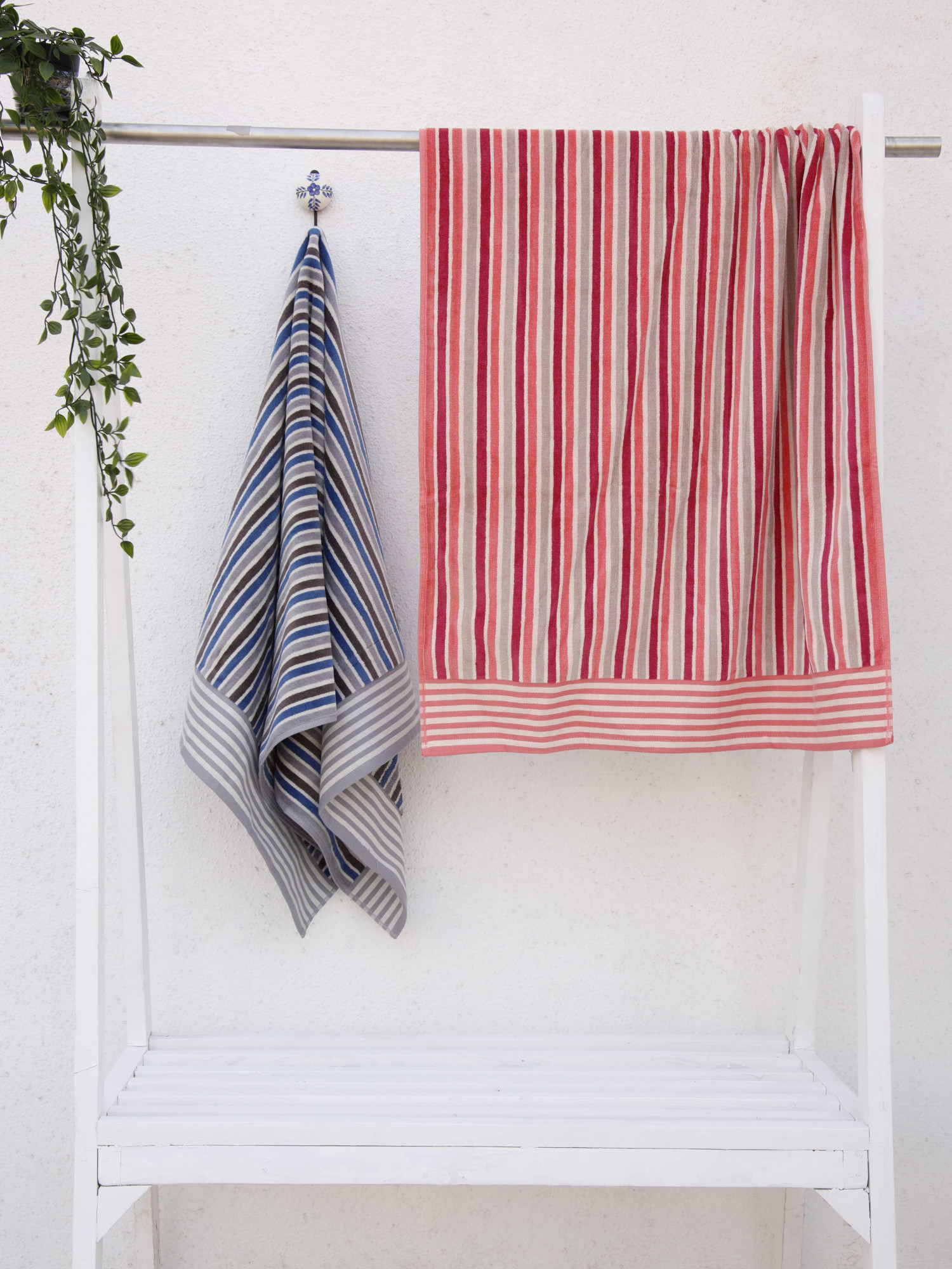 Grandoise Couple Towels
