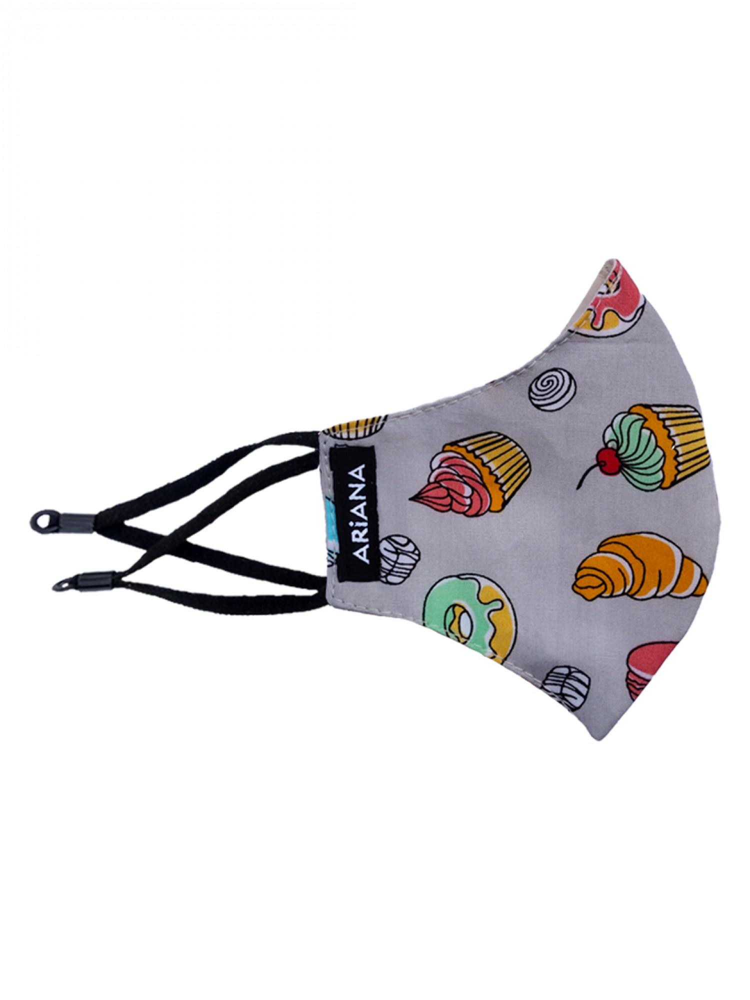 Kids DuoSafe Plus Mask, Combo 4