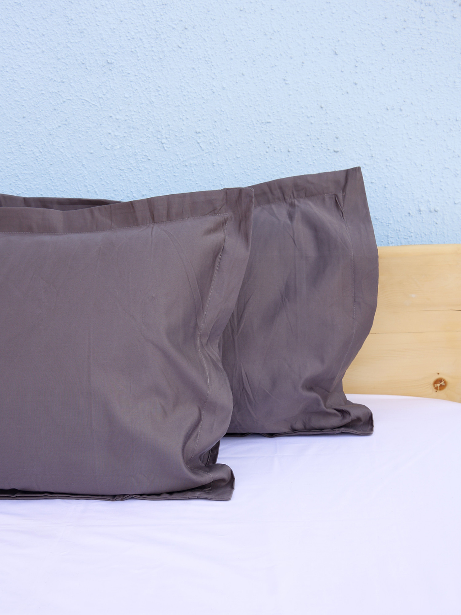 Solid Pillow Covers D1
