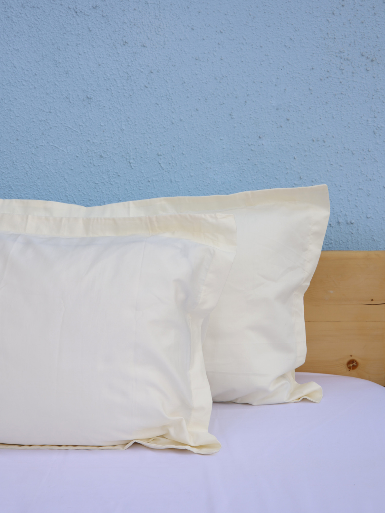 Solid Pillow Covers D2