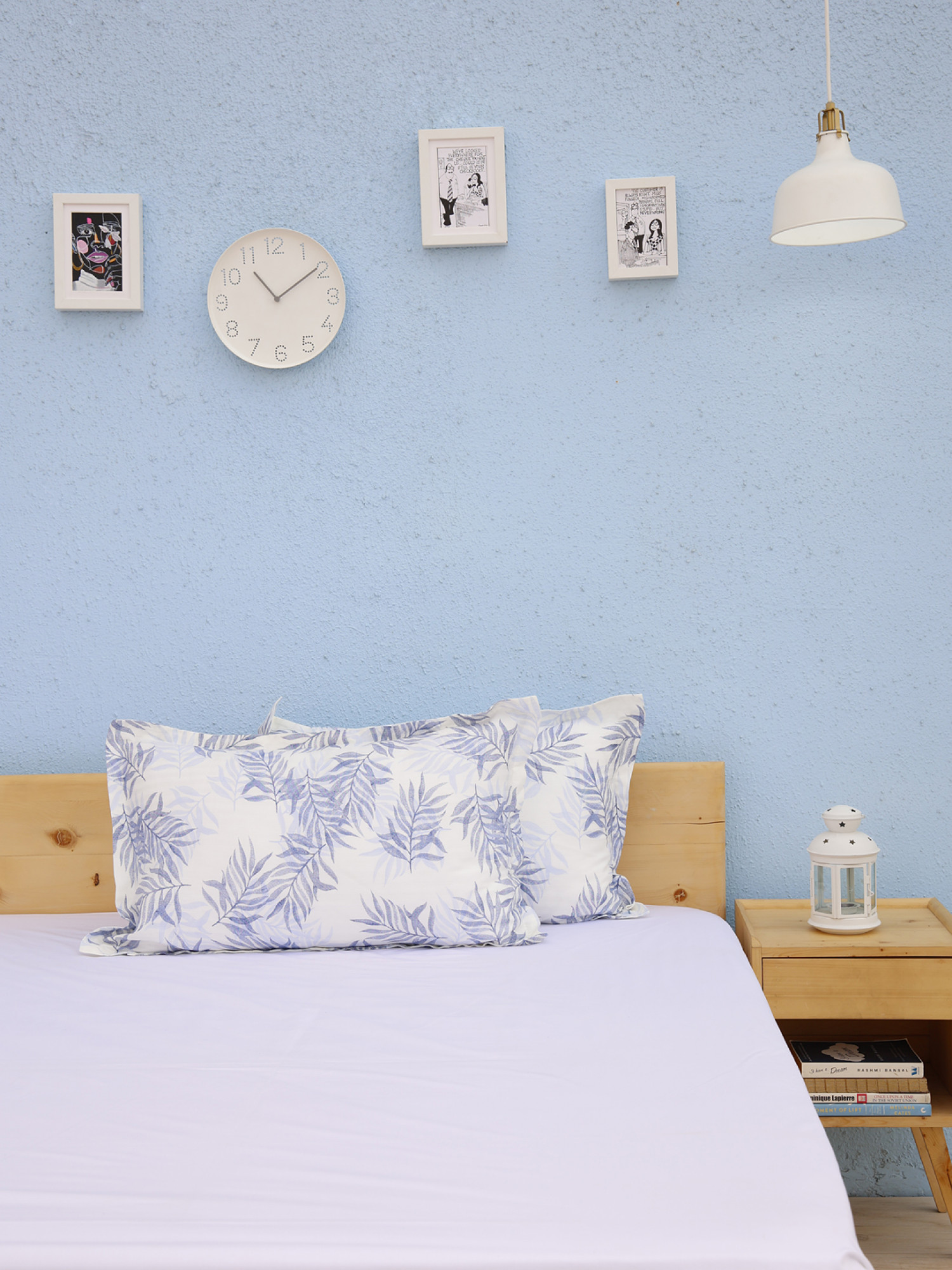 Printed Pillow Covers D19