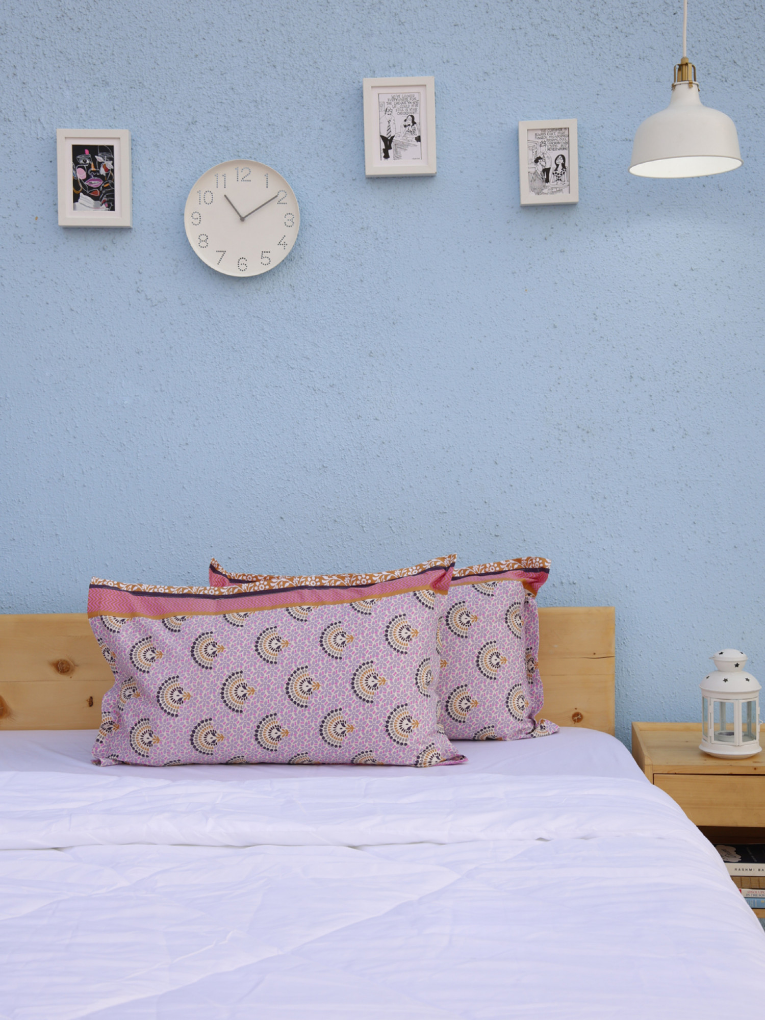 Printed Pillow Covers D18
