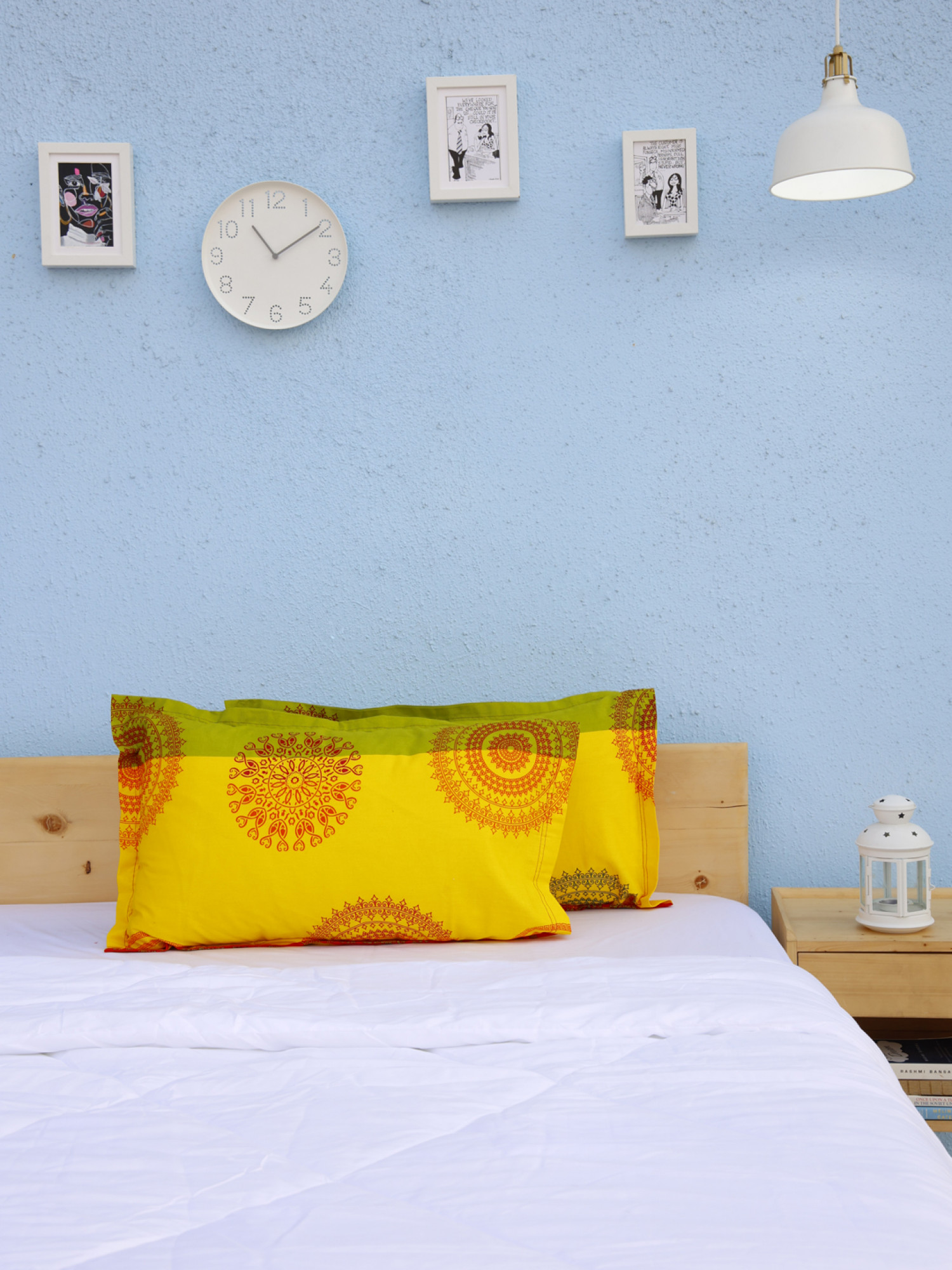 Printed Pillow Covers D17