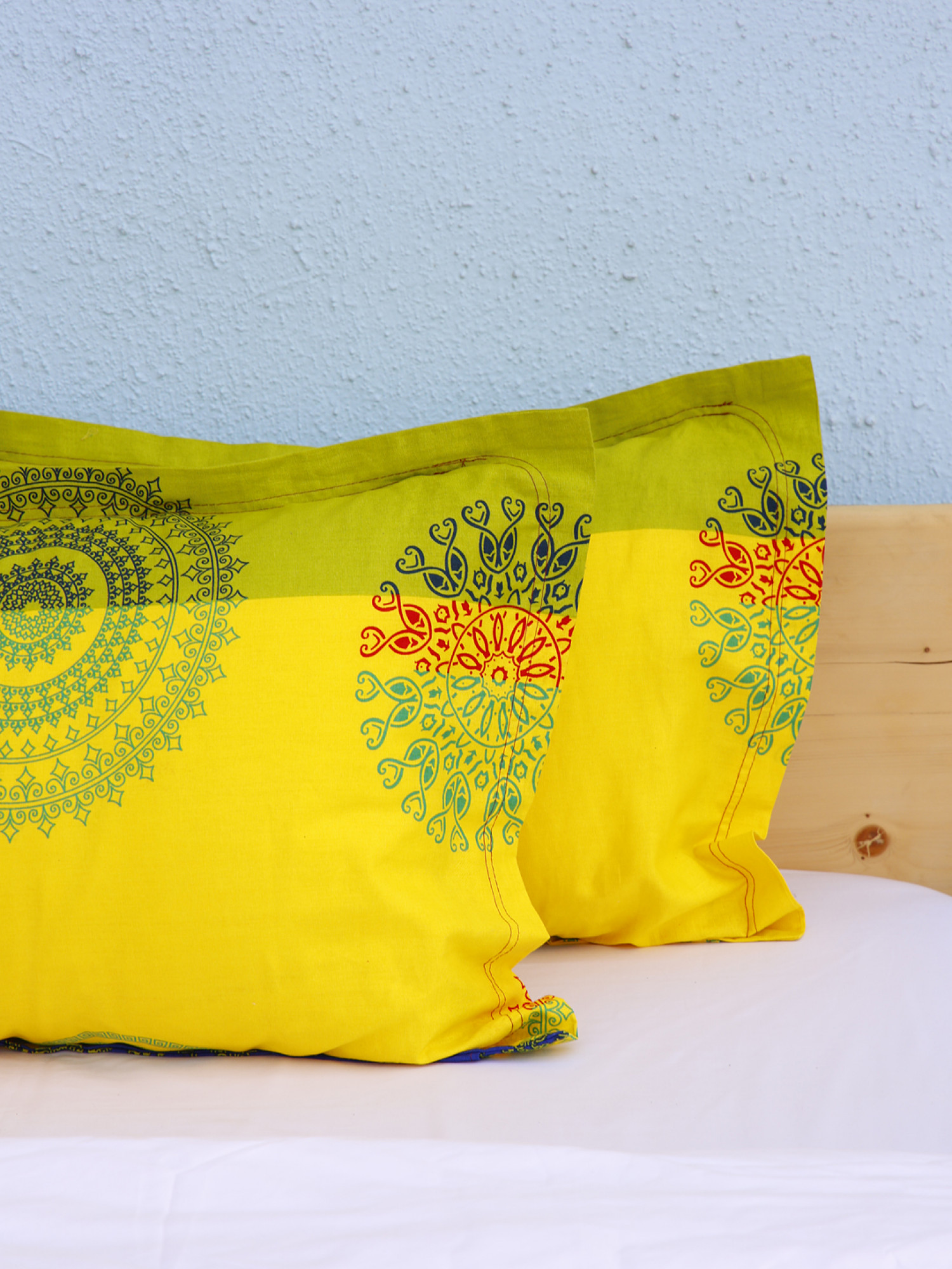 Printed Pillow Covers D16