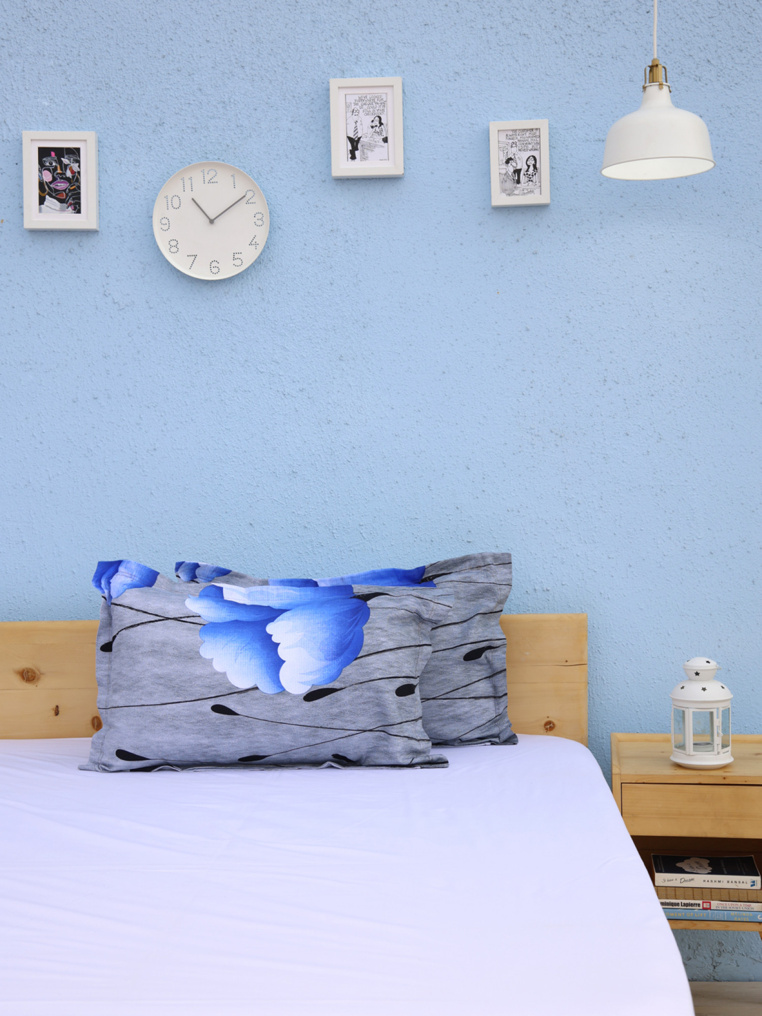 Printed Pillow Covers D13