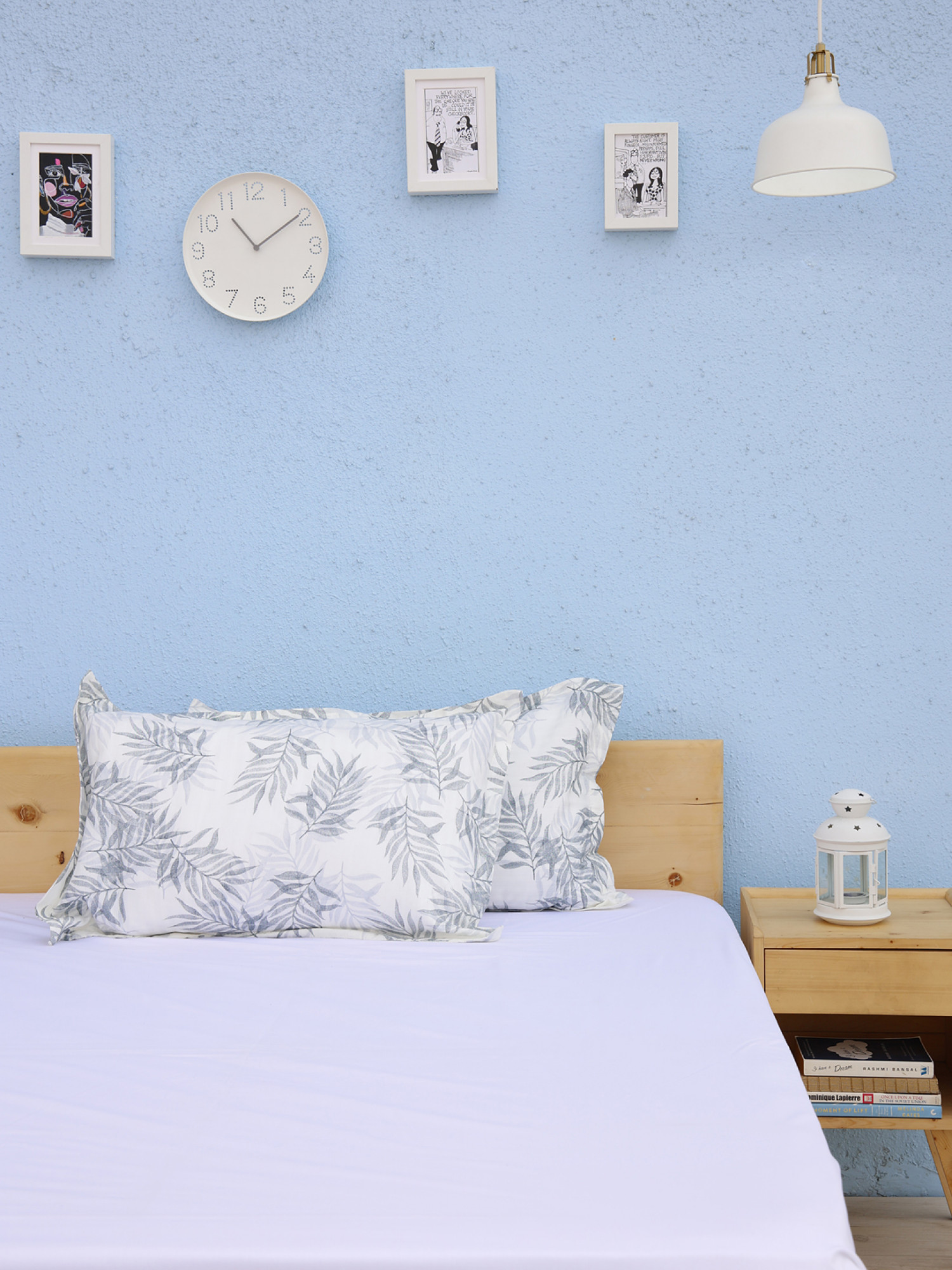 Printed Pillow Covers D12