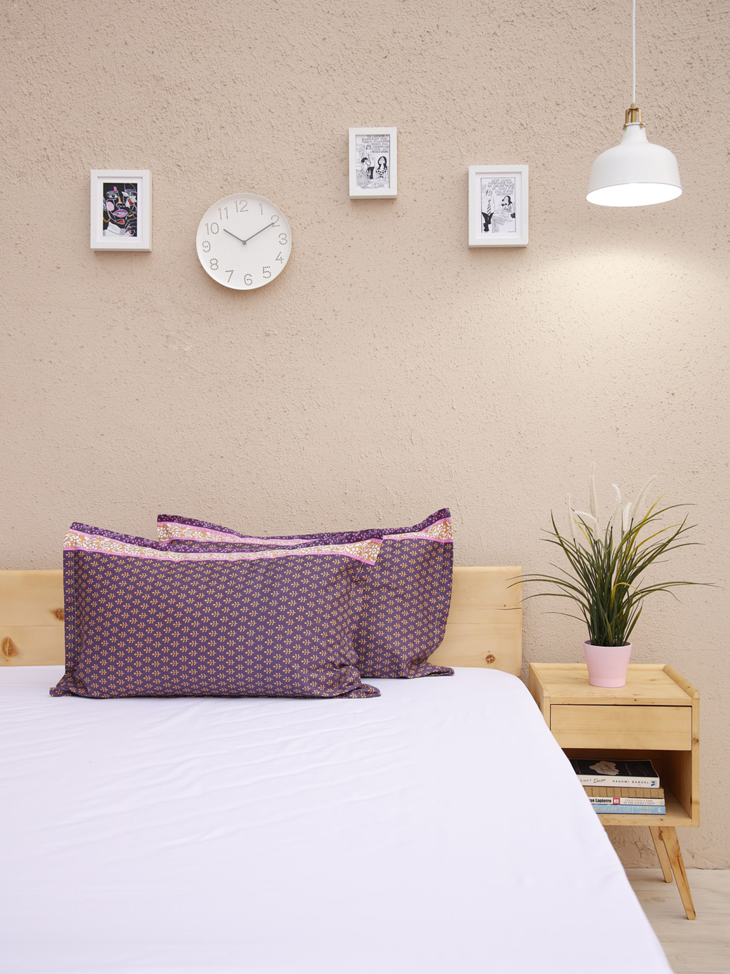 Printed Pillow Covers D11