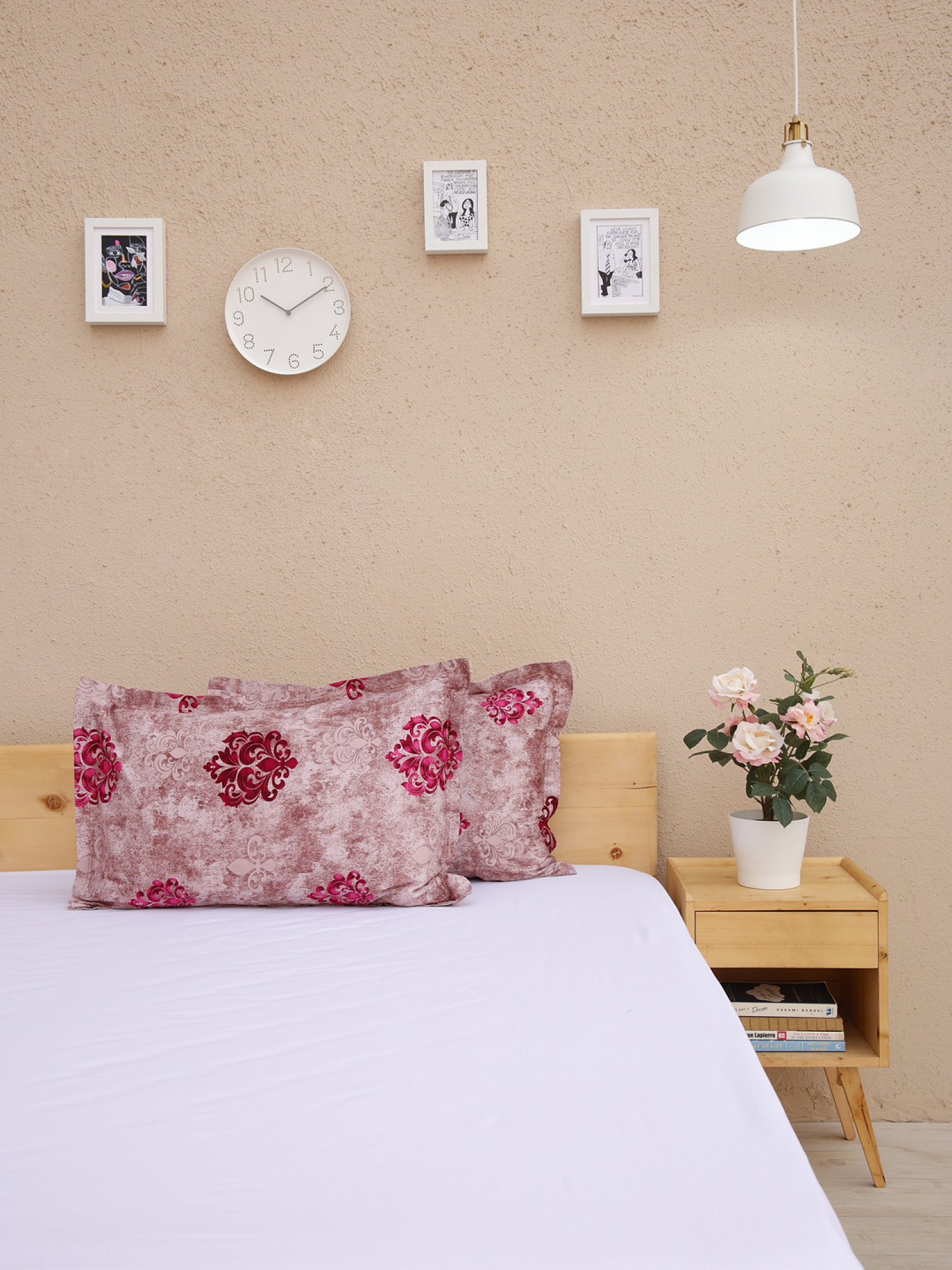 Printed Pillow Covers D10
