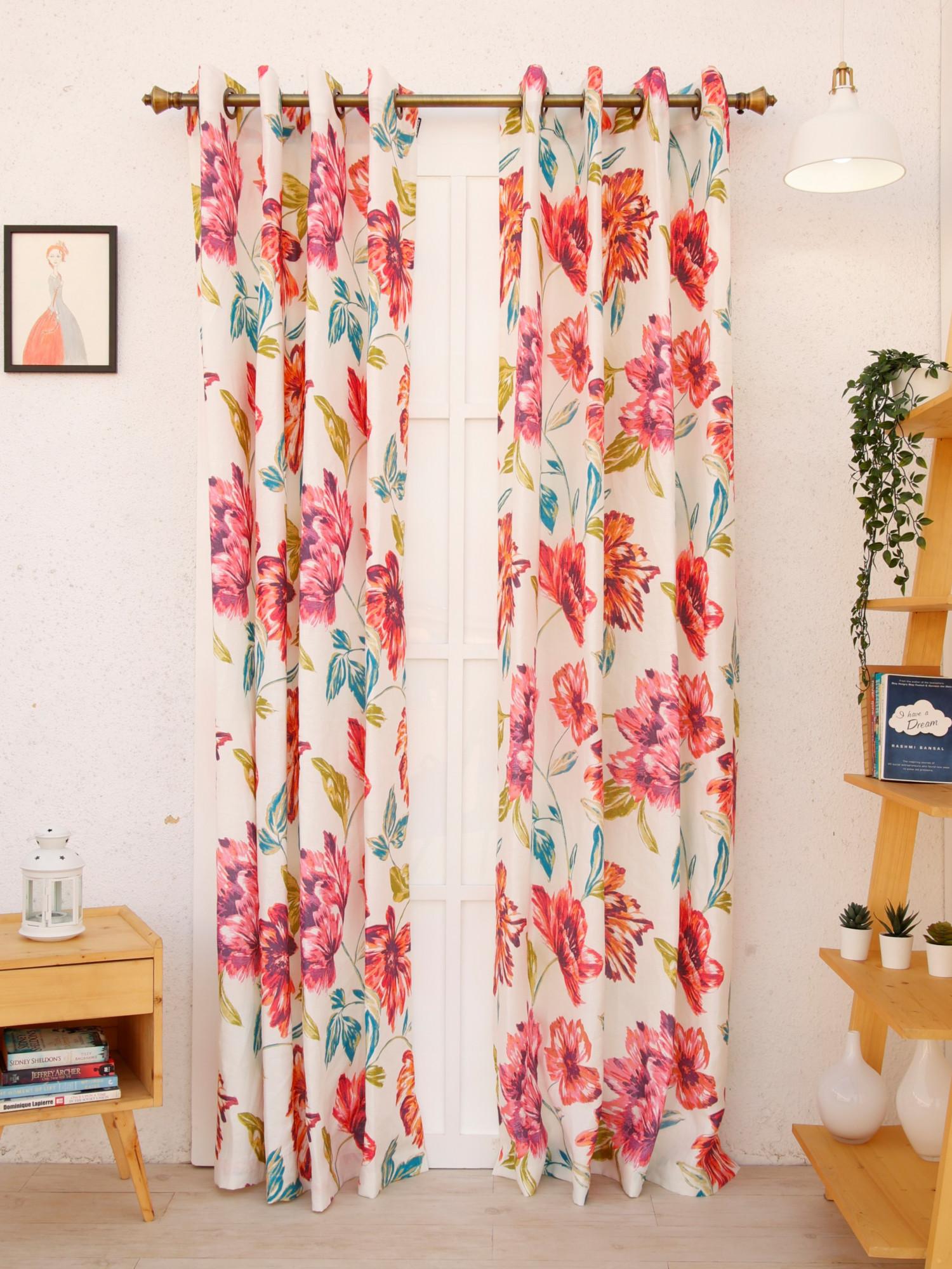 Peruvian Lily Curtain