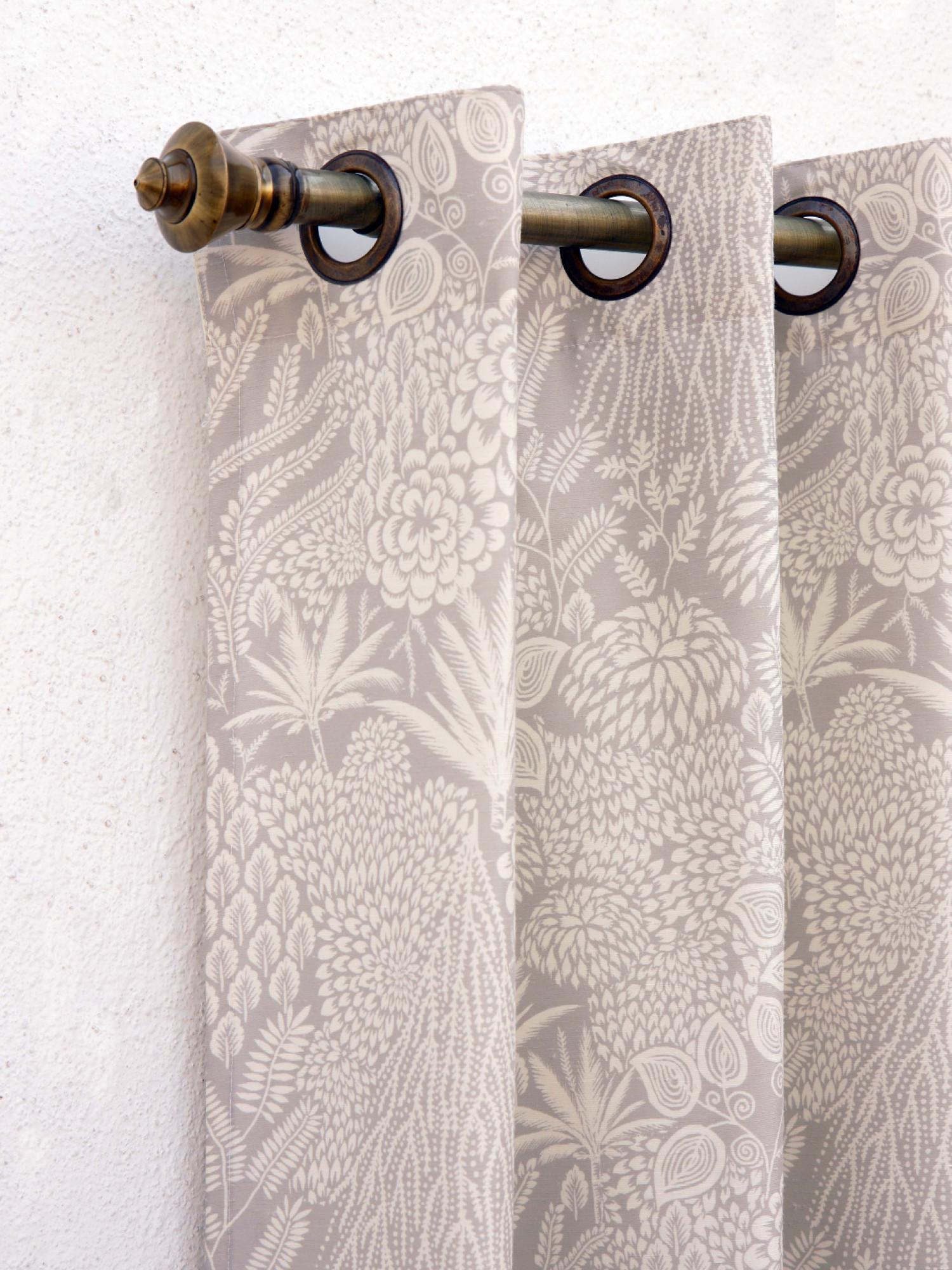Thistle Curtain