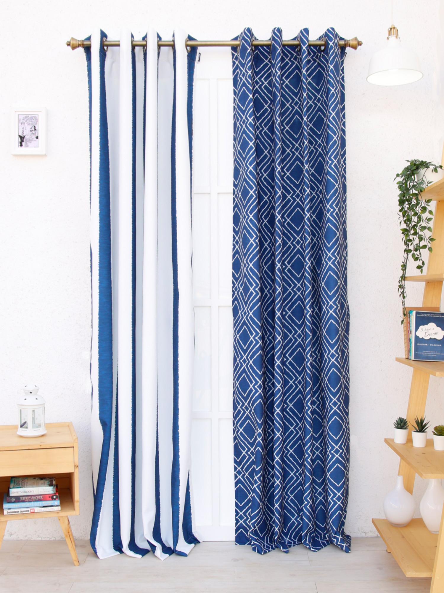 Azalea Combo Curtain