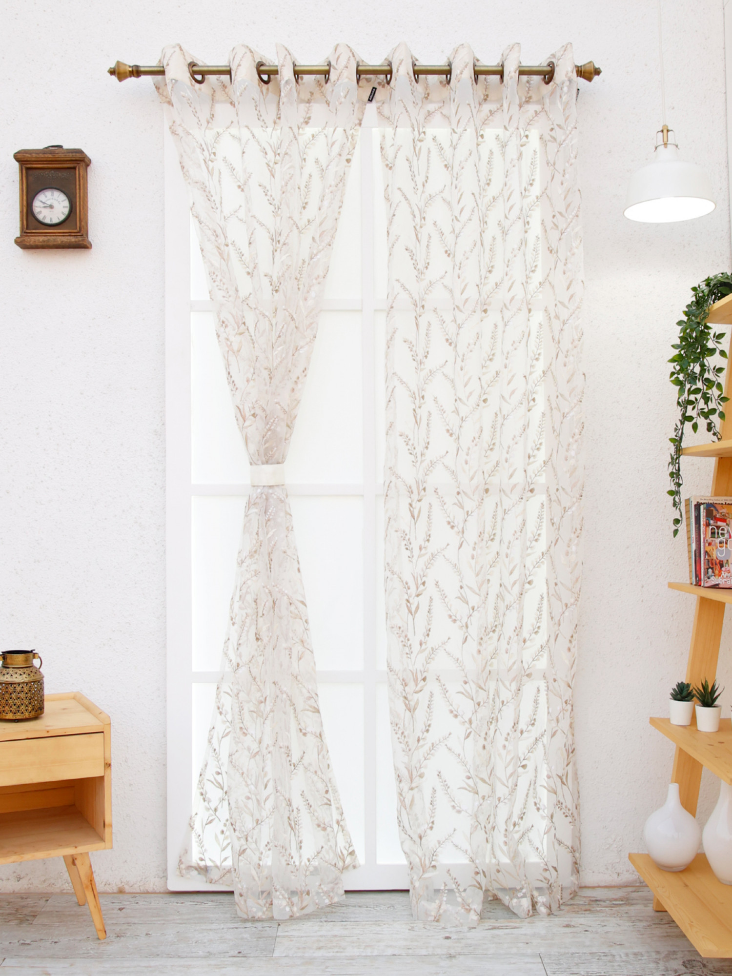 Sweet pea Sheer Curtain