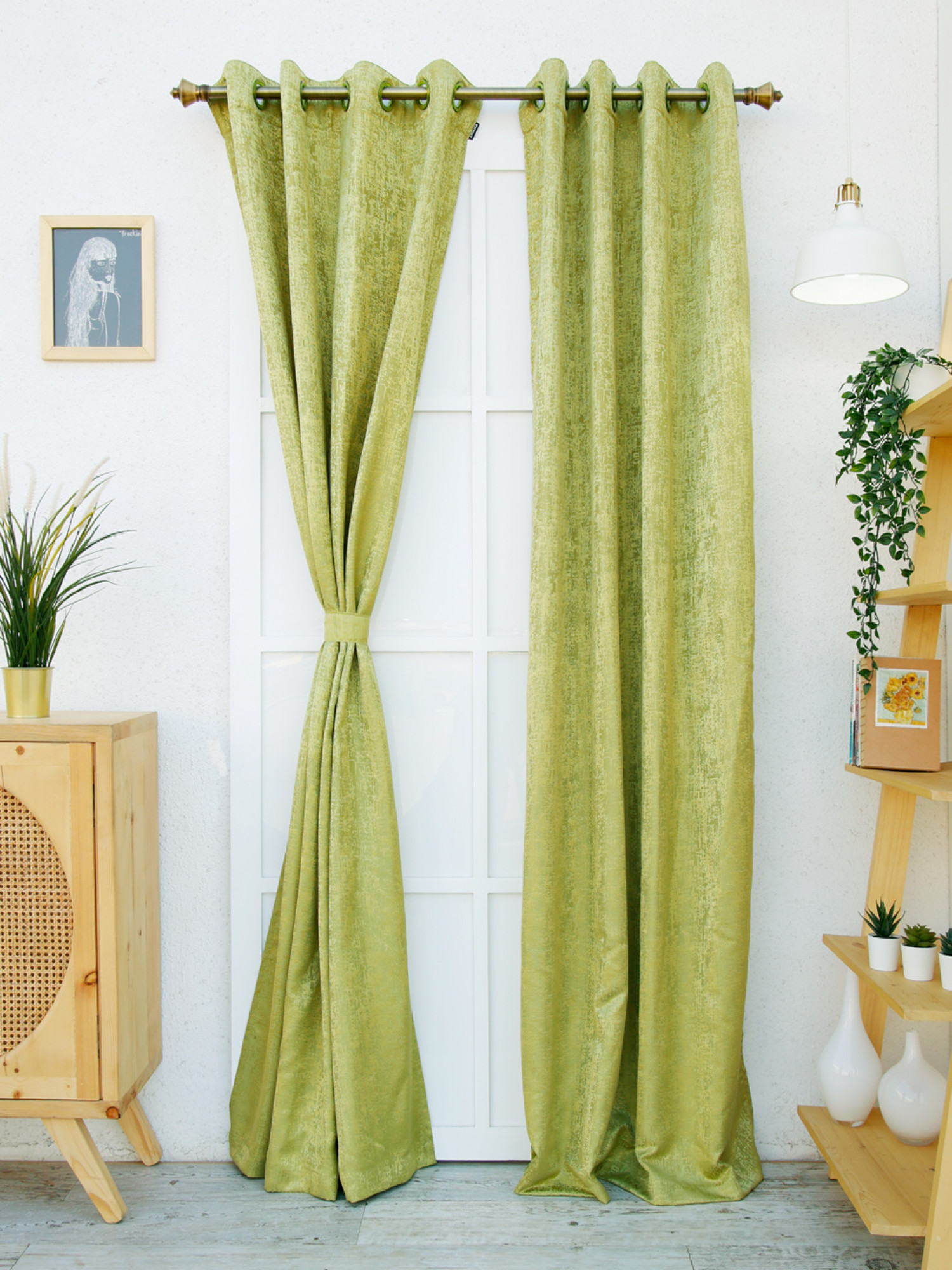 Nobel Abstract design curtain