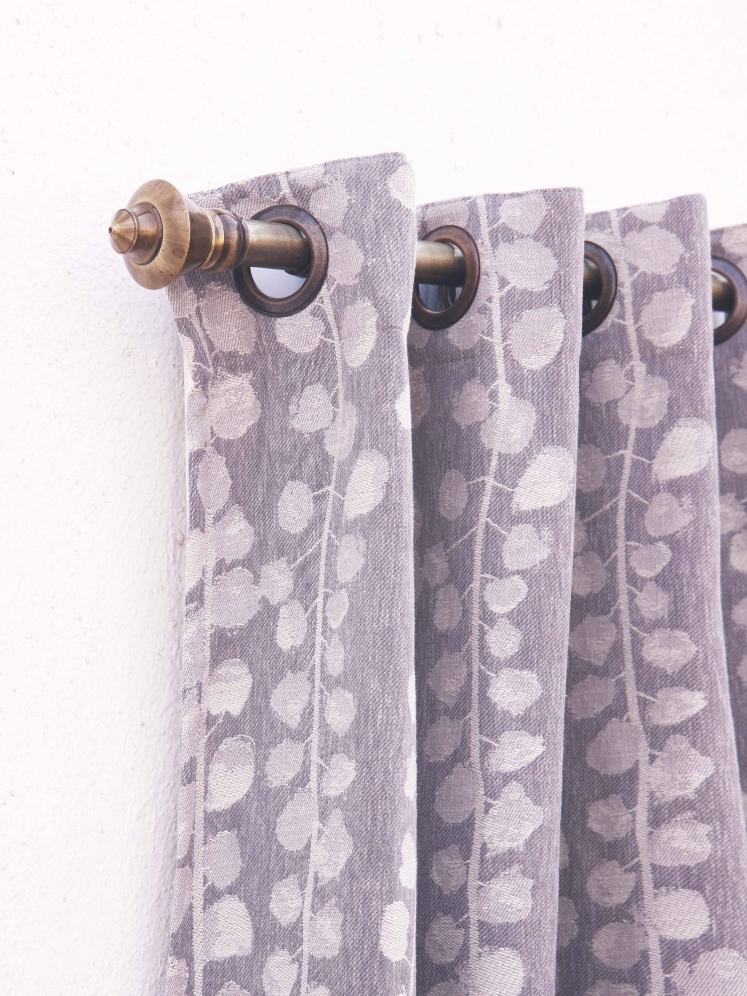 Catmint Floral Curtain