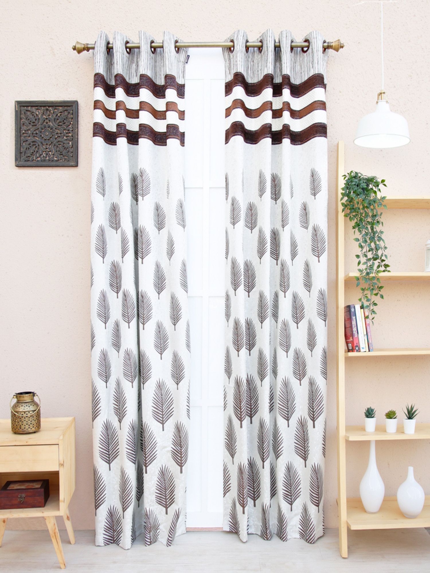 Daylona Floral Curtain