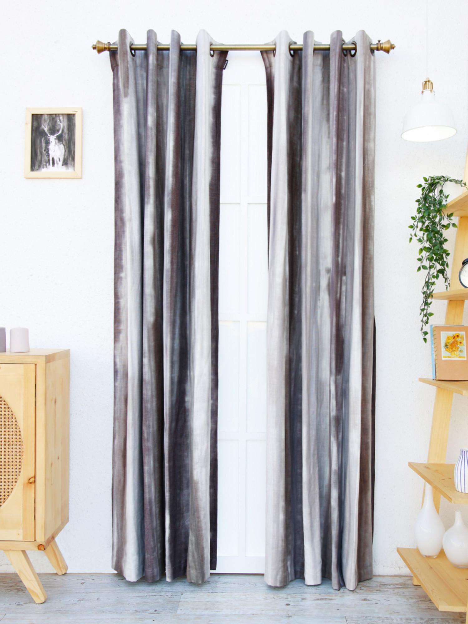 Monalisa Abstract Curtain