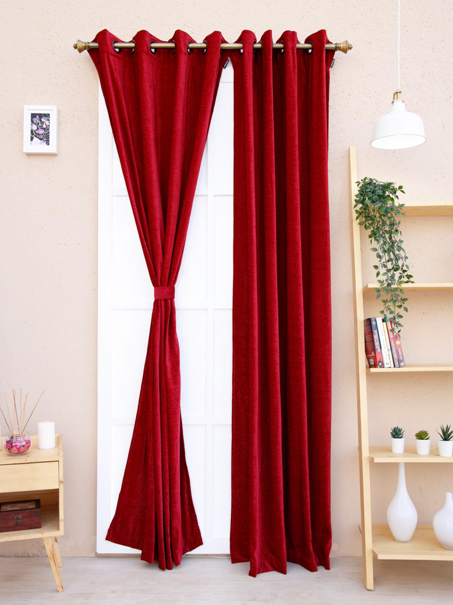 Yarrow Solid Curtain