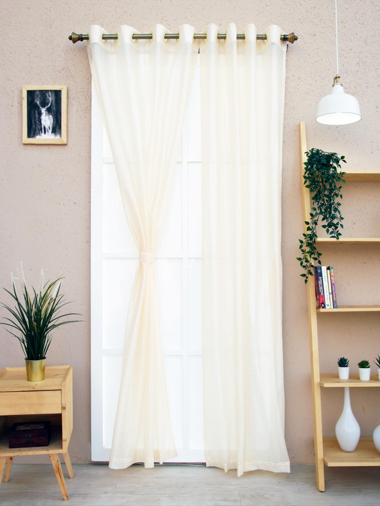 Dallas Sheer Curtain