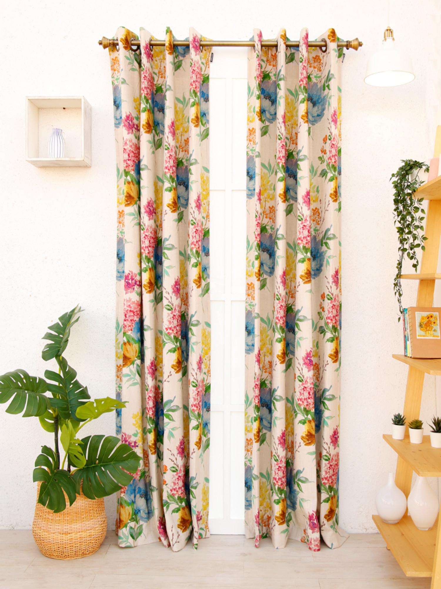 Freesia Curtain