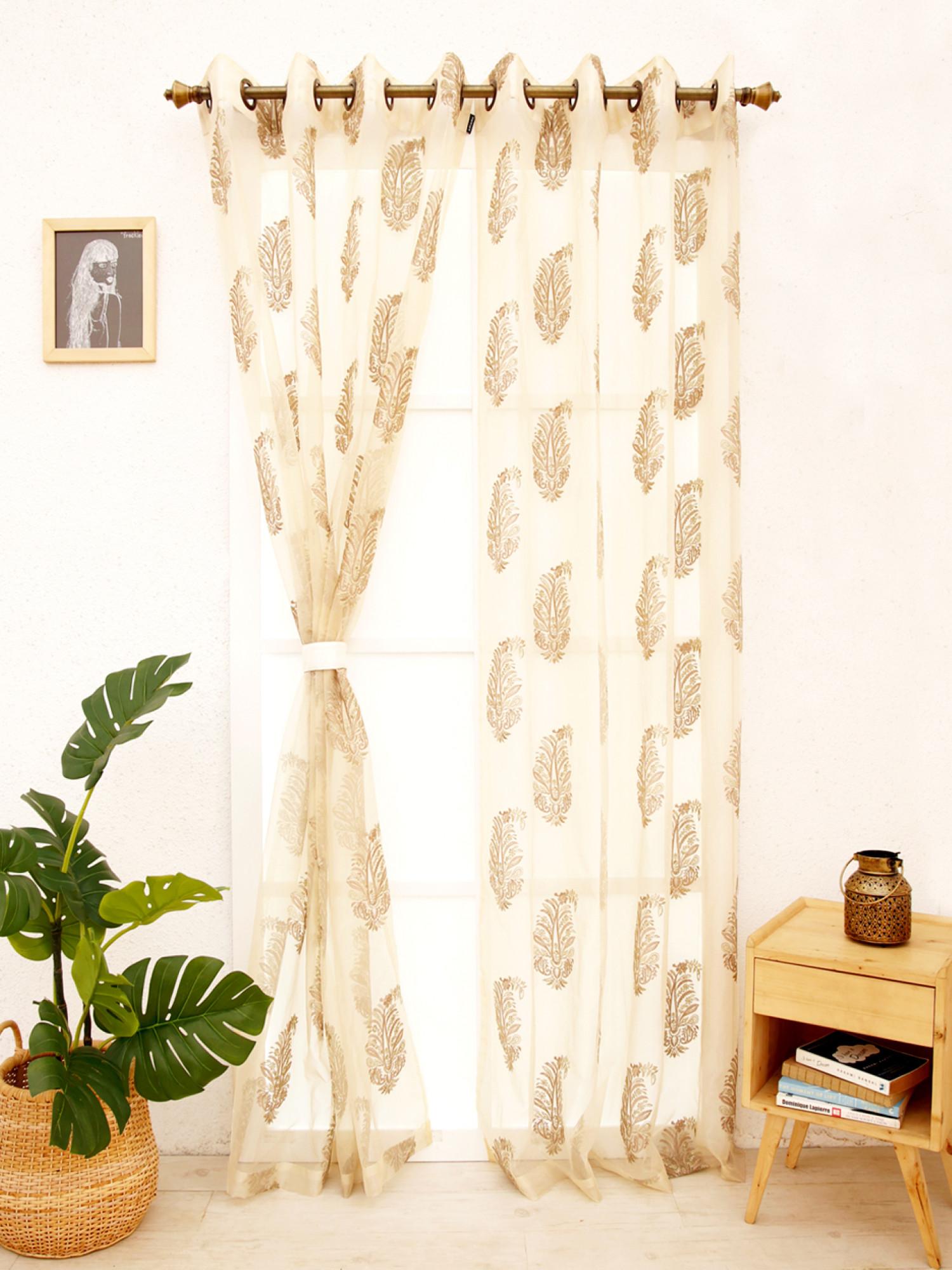 Marguerite Sheer Curtain