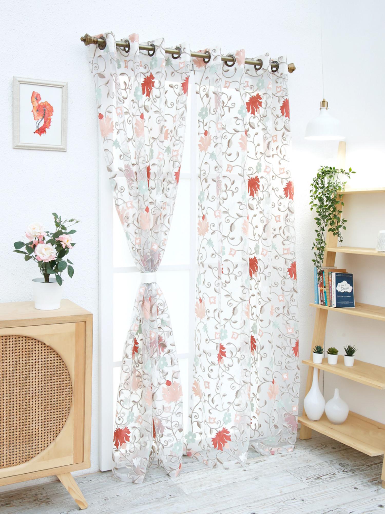 Primrose Sheer Curtain
