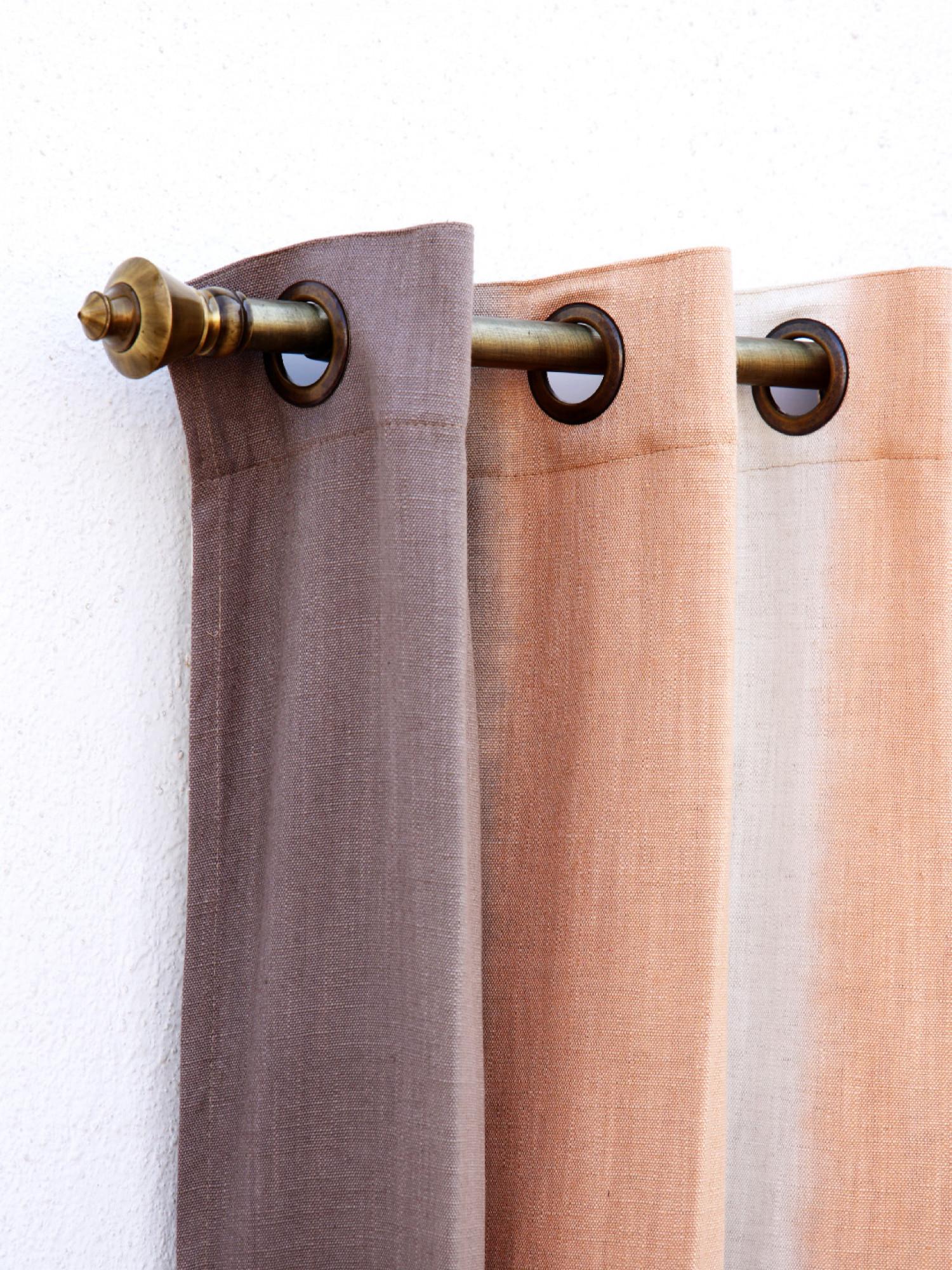 Ageratum Curtain