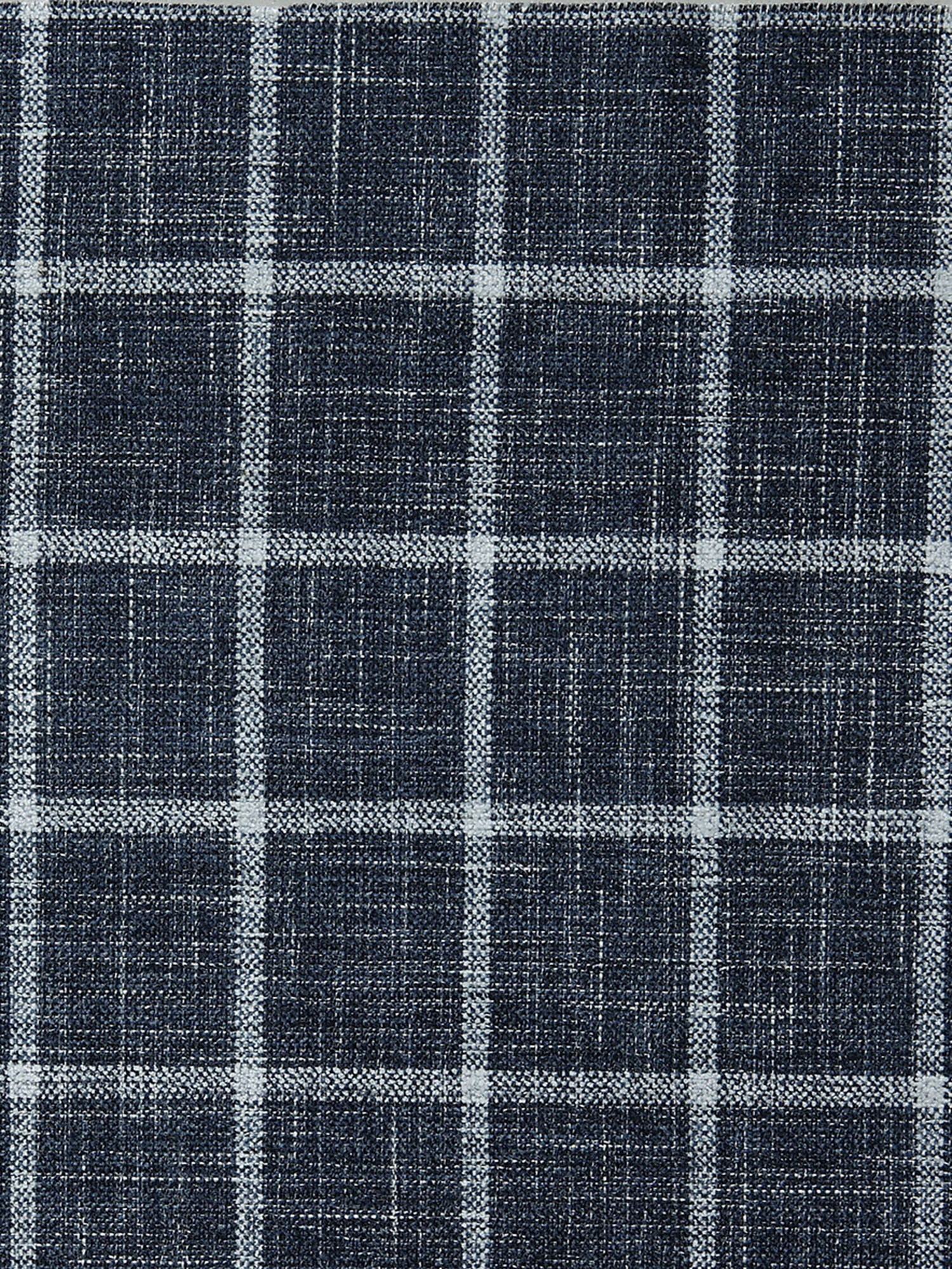 Checkered Upholstery Fabric