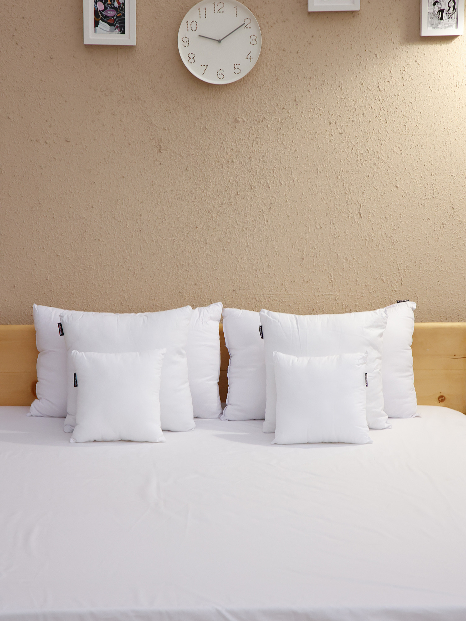 Solace Cushion + Pillow Combo