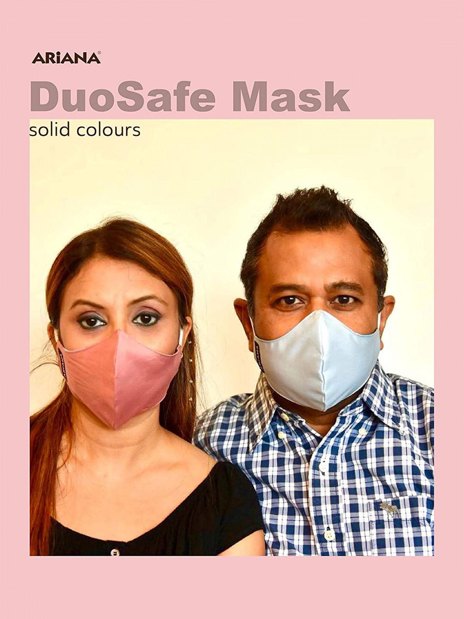Duosafe+ Unisex Mask 99% Safe