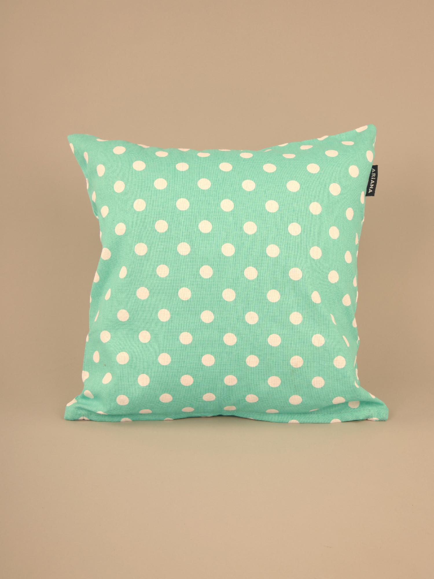 Polka Dot Cushion Cover