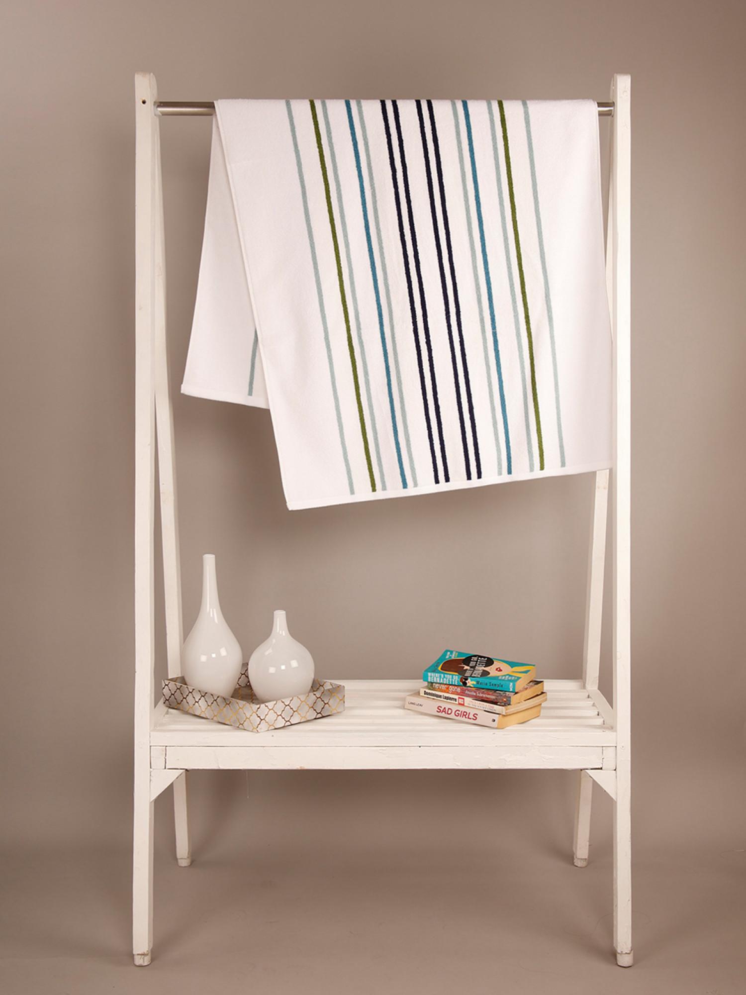 Majestic Stripes Towel