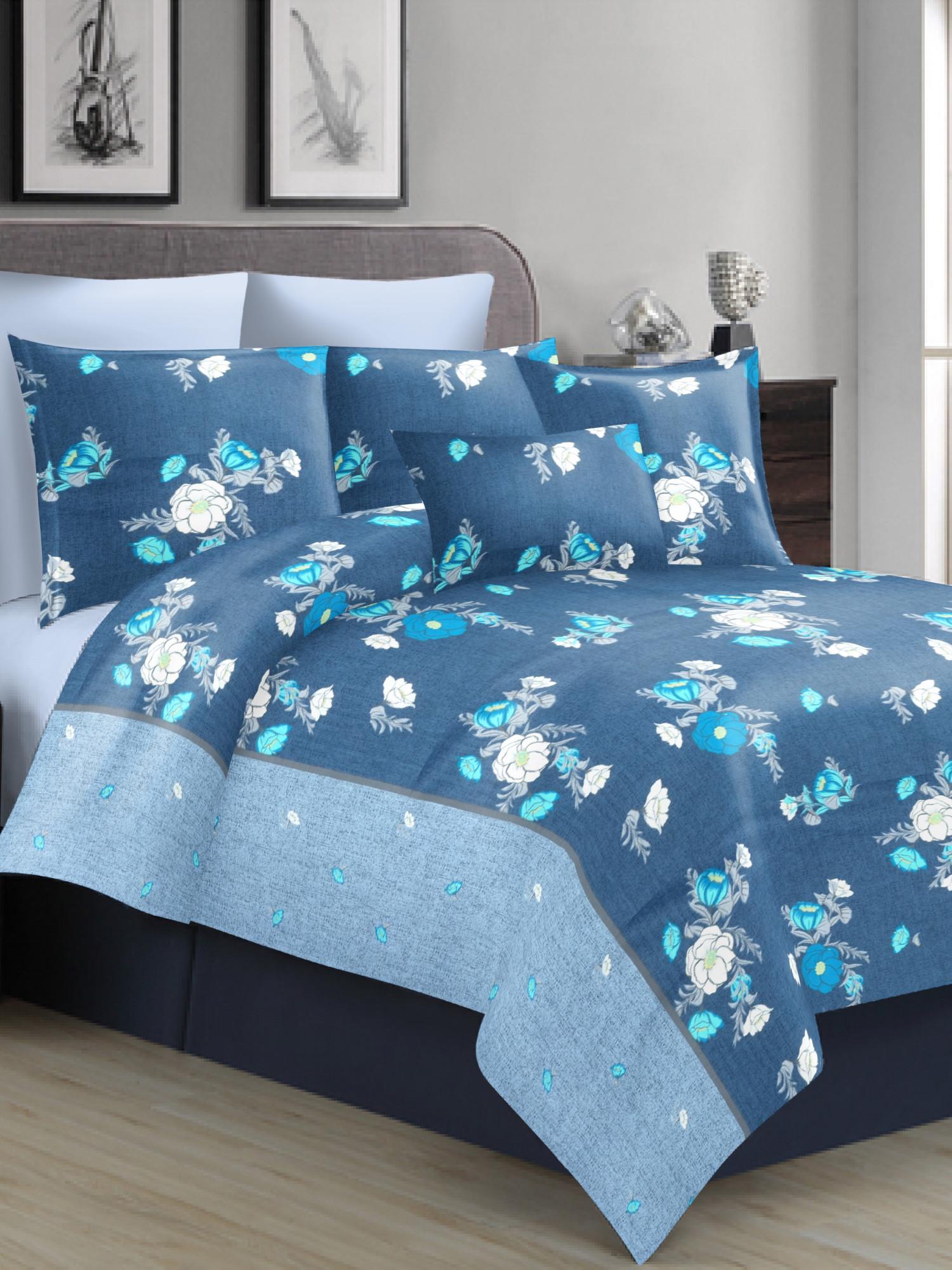 Floral Bedsheet