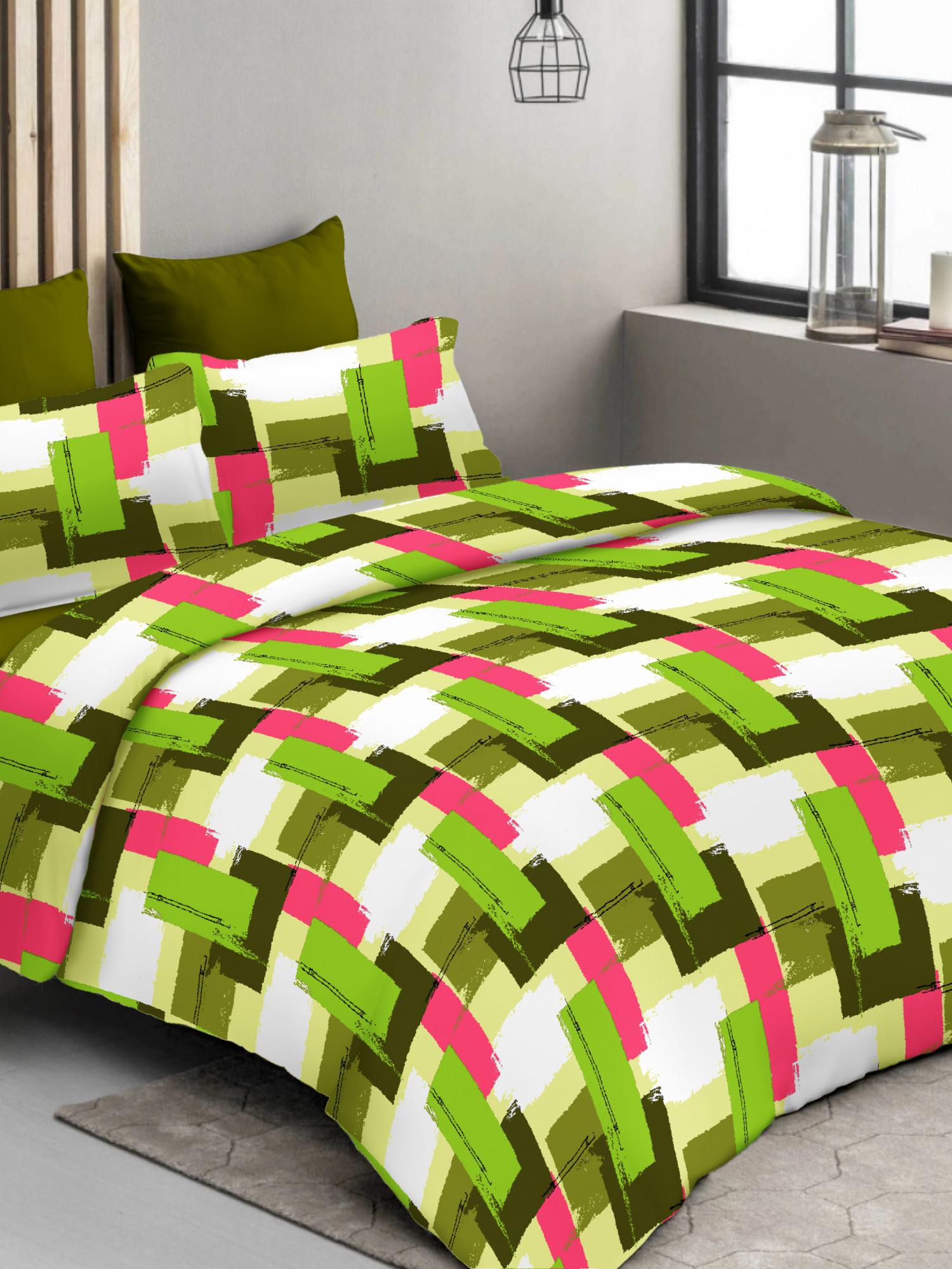 Geometric Bedsheet