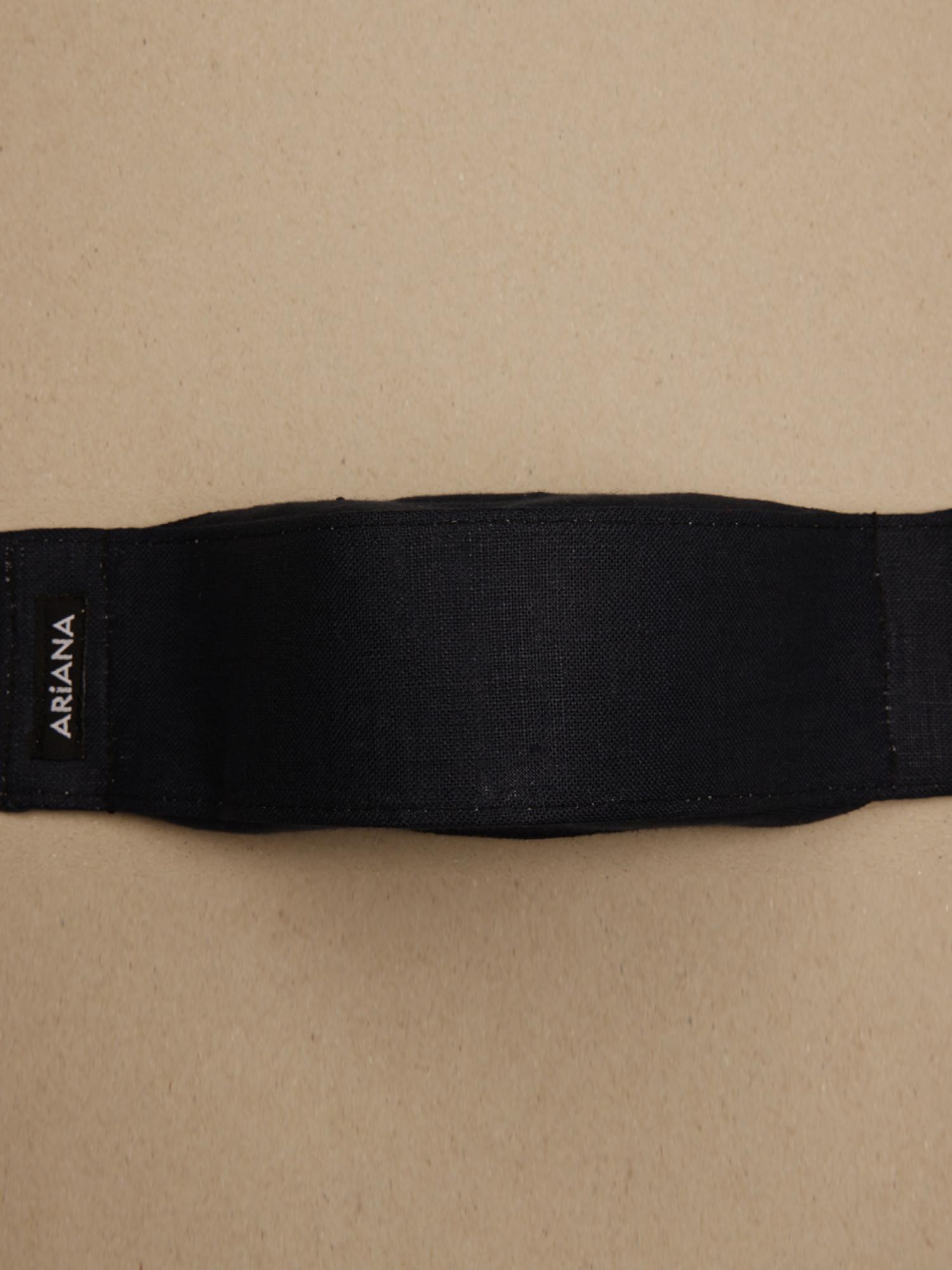 3D Unisex 7 Layer Linen Mask 99% Safe